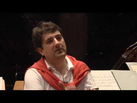 ONCT - interview de Bruno Mantovani