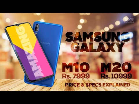 Samsung Galaxy M10 Reviews, Specs & Price Compare