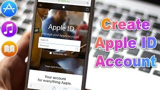 Video *NEW 2018* How to Create an Apple ID (without Credit Card) use in the App Store, iTunes Store download MP3, 3GP, MP4, WEBM, AVI, FLV Oktober 2018