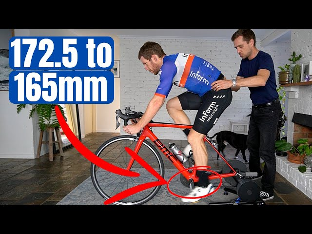 Five Critical Changes to my Cycling (from shorter cranks)