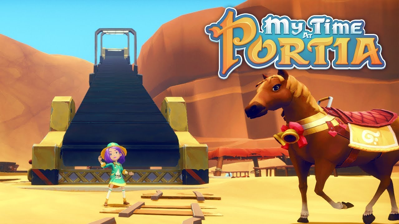 Conveyor Completed My Time At Portia Alpha 70 Part 190 Youtube