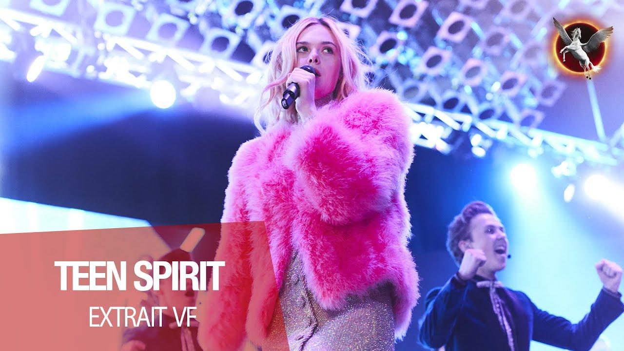 "TEEN SPIRIT - Extrait - ""Rencontrez Violet"" VF"