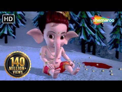 Bal Ganesh - Part 7 Of 10 - Animated film for Children