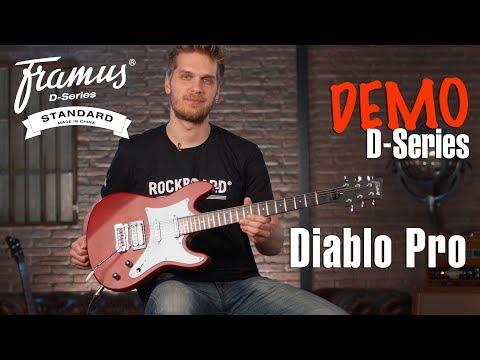 FRAMUS D-SERIES: DIABLO PRO Demo