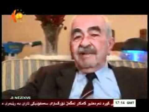 عبدالرحمن آل رشي يتحدث بالكردية