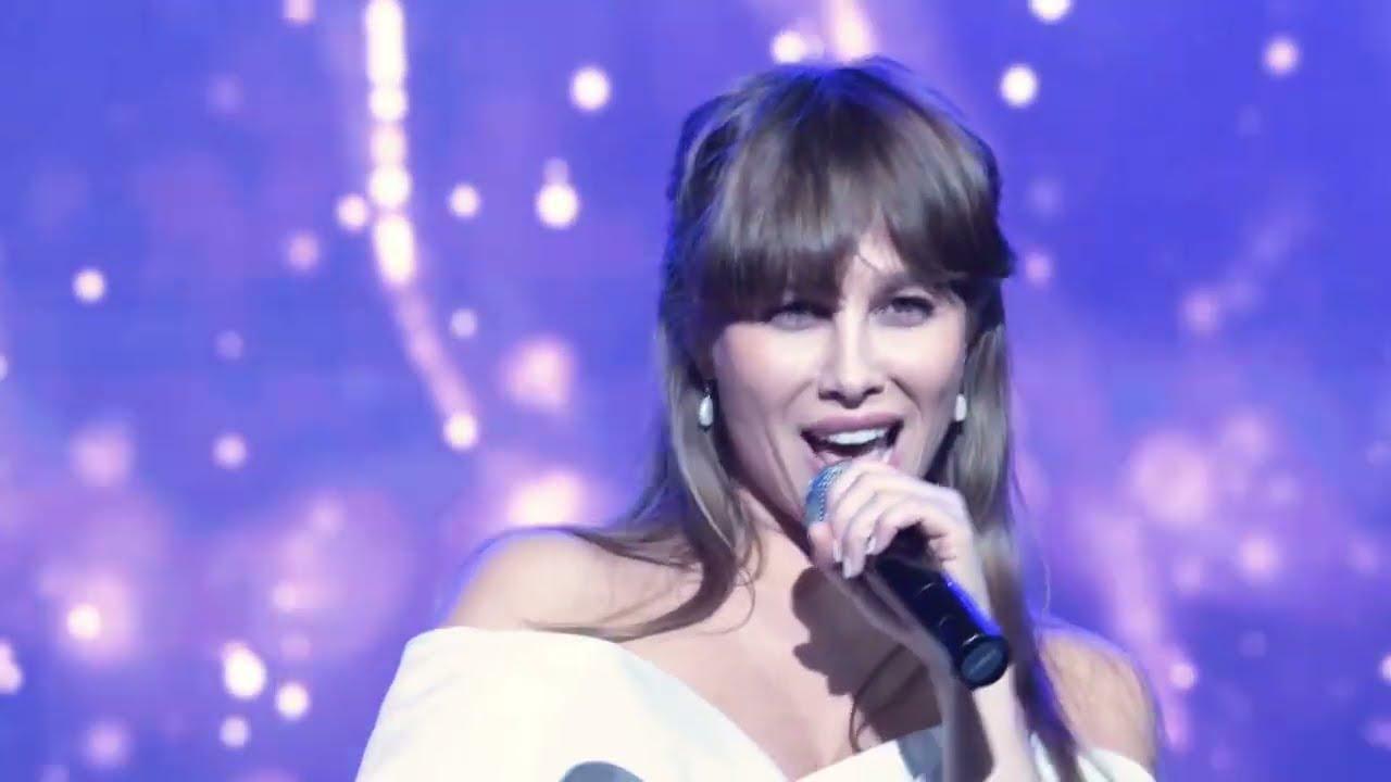 Юлия Беретта - Серьёзно ( Live Video )