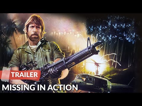 Missing in Action 1984 Trailer HD | Chuck Norris