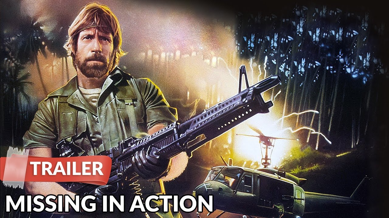 Missing in Action 1984 Trailer HD | Chuck Norris - YouTube