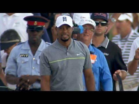 Highlights | Tiger Woods rides the birdie wave at Hero World Challenge