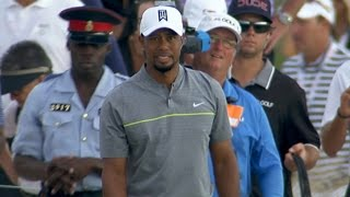 Highlights | Tiger Woods rides the birdie wave at Hero World Challenge