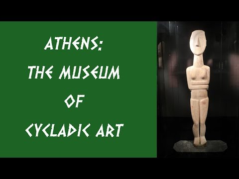 Athens: The Cycladic Museum of Art