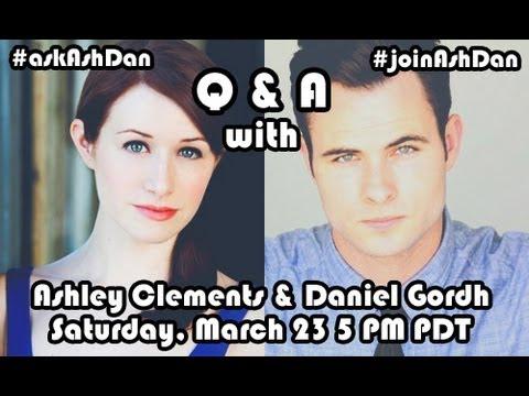 Ashley Clements and Daniel Vincent Gordh Q&A