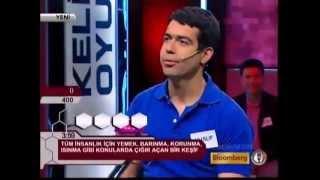Kelime Oyunu - 23 saniye rekoru - 9 Haziran 2012 - Süper Zeka.avi