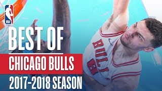 Best Chicago Bulls Plays of the 2018 NBA Season!