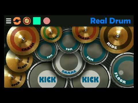 Dj Dasar Lo Anjay cover Real drum