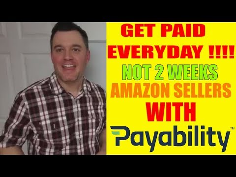 Payability Amazon Seller How to get paid faster from Amazon Faster payments for Amazon sellers