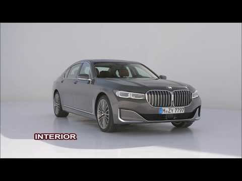 BMW 7 SERIES 2020🔥INTERIOR🔥
