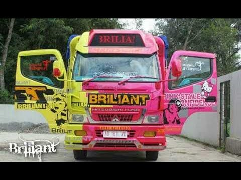 Beauty Truck ?BRILIANT? Pink Style Confidence