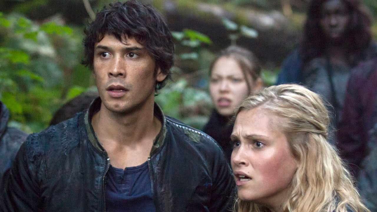the 100 bellamy and clarke first meet