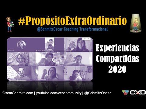 #Taller Propósito ExtraOrdinario - Experiencias Compartidas 2020 (Abril)