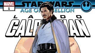 Lando's Character Progression - Age of Rebellion: Lando Calrissian Review
