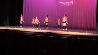 Emily's hip hop performance- first grade