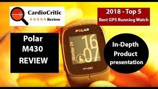 Polar M430 Review 2018. Garmin Vivoactive, Fitbit Ionic, Apple Watch alternative GPS sports watch