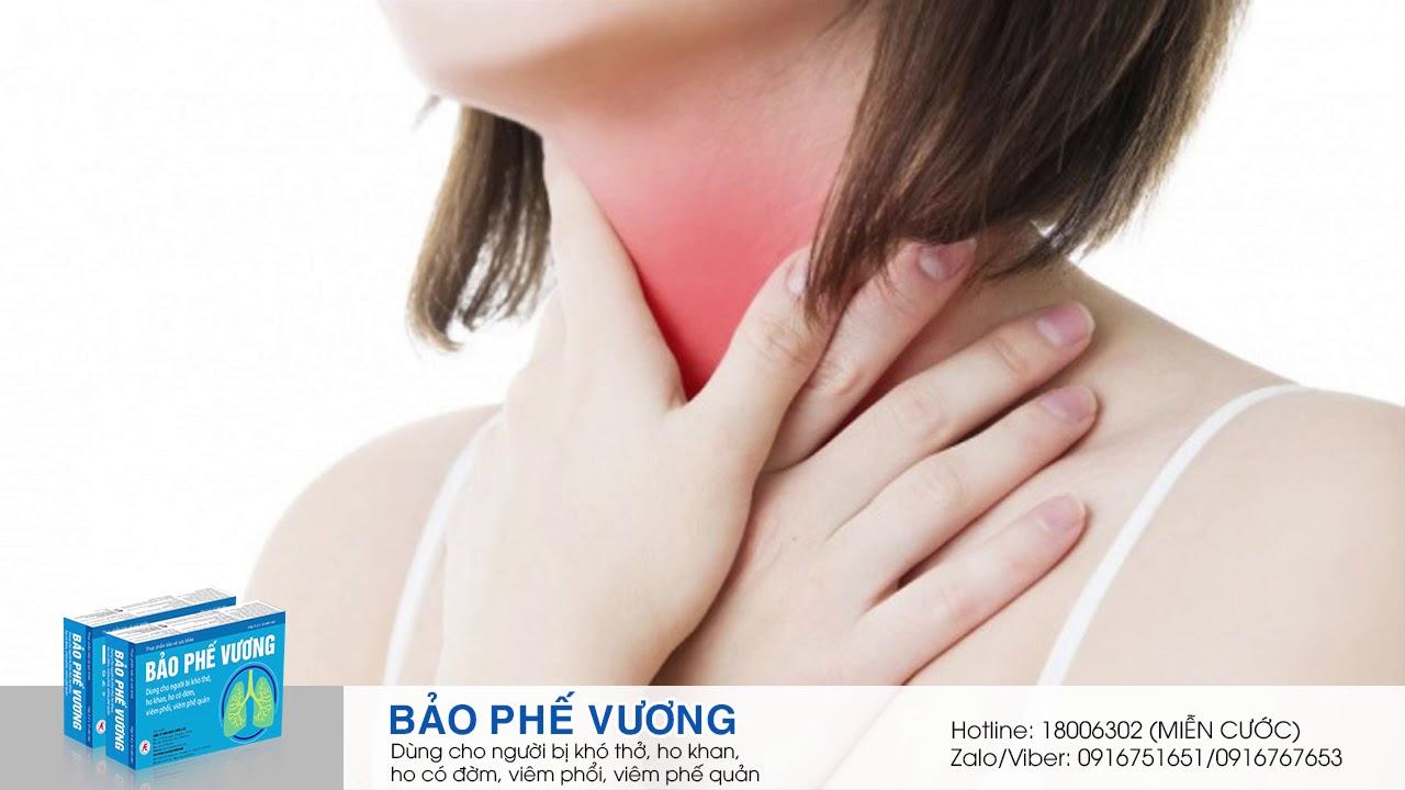 Xơ hóa phổi là gì? Có liên quan đến ung thư phổi không? PGS. TS Trần Thanh Tú giải đáp