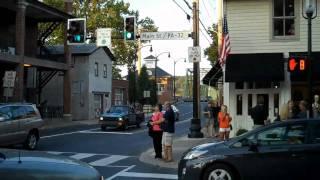 New Hope, PA - Main and Bridge St.