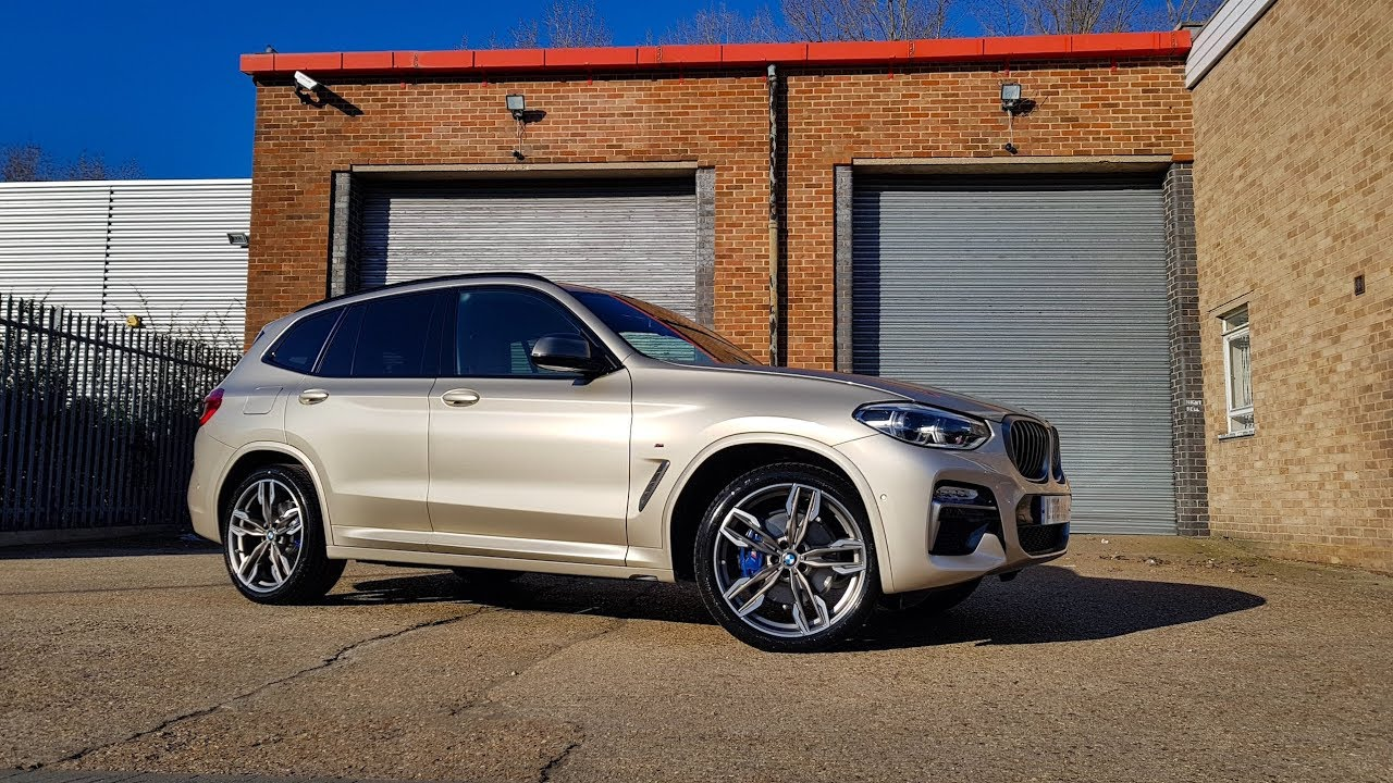 Bmw X3 M40 Test >> Joe Achilles - Vidmoon