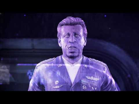 Horizon Zero Dawn - The Bad News Hologram Cutscene