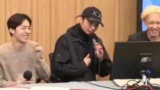"""[SBS]두시탈출컬투쇼,위너 강승윤, """"정리에 대한 강박있다…옷을 그라데이션처럼"""""""