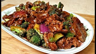 Beef and Broccoli Recipe | How To Make Beef and Broccoli | The Best Chinese Beef And Broccoli Recipe