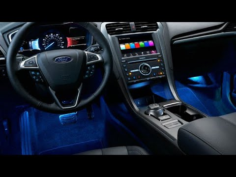 Anyone with a 2013-2018 ford fusion that have ambient lighting can help?