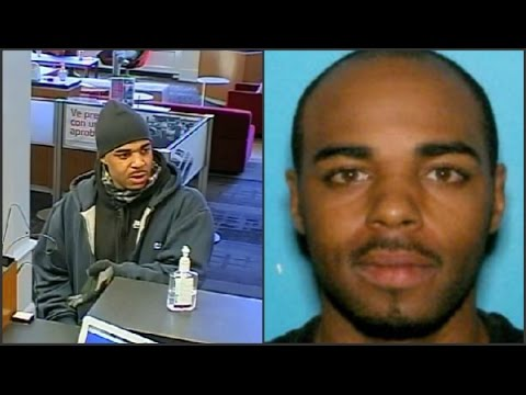 Police: Bank Robbery Suspect Matches Fugitive's Description