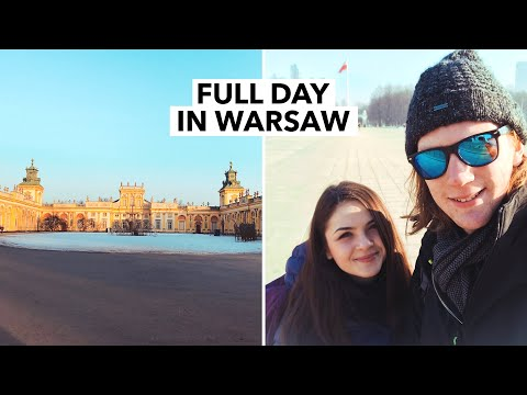 Discovering Warsaw's Old Town and Hidden Palaces!