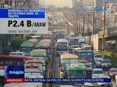 Saksi: Mega Subway, planong itayo sa Metro Manila kontra-traffic