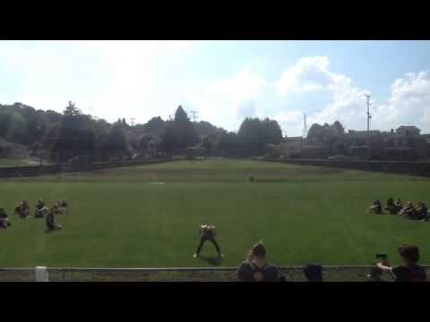 Halftime Show for Pittsburgh Rangers Sem-Pro Football Team - 6.28.14
