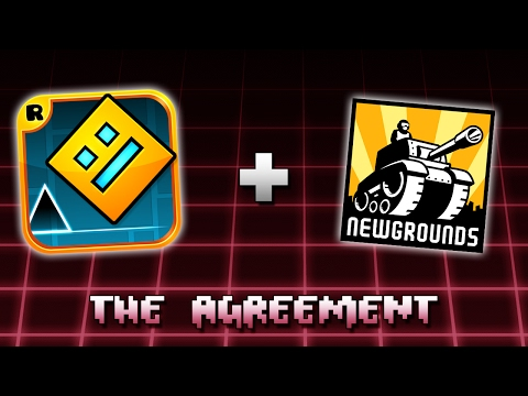 The Geometry Dash & Newgrounds Agreement - All You Need To Know