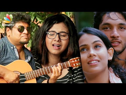We are like BOYS Movie Music Band : Shakthisree Gopalan Interview with her bandmates | Nenjukulle