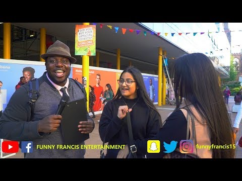 Name 3 Countries That Start With The Letter ''D'' | Ft. Coventry University Students |