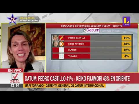 🔴 #90Mediodía | Nueva encuesta de Datum revela empate técnic