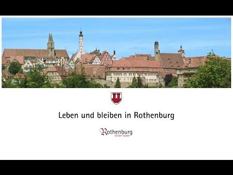 """Rothenburg ob der Tauber Standortfilm """"Leben und bleiben"""""""