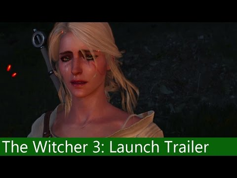 The Witcher 3: Wild Hunt | Launch Trailer (