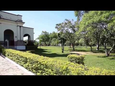Atyra Paraguay Departemento Cordillera Paraguay Tourist Video Iglesia church Kirche