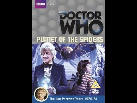 Doctor Who Planet of the Spiders Review