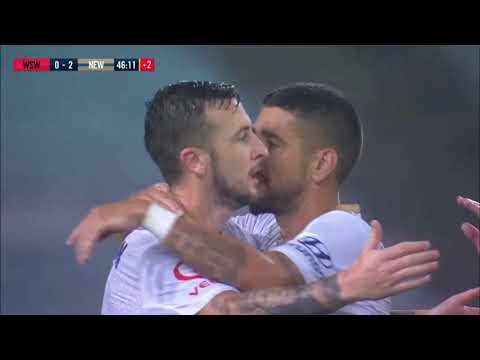 Western Sydney Wanderers vs Newcastle Jets 1-5 All Goals & Highlights 01.02.2019