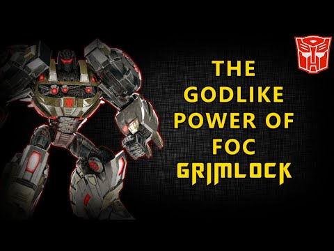 Download Grimlock's Godlike Power! Why Grimlock Is Way Stronger Than People Think (Transformers Explained)