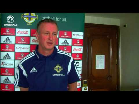 Michael O'Neill - Uruguay v Northern Ireland preview