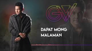 Minsan Lang Kita Iibigin - Gary Valenciano (Lyrics)